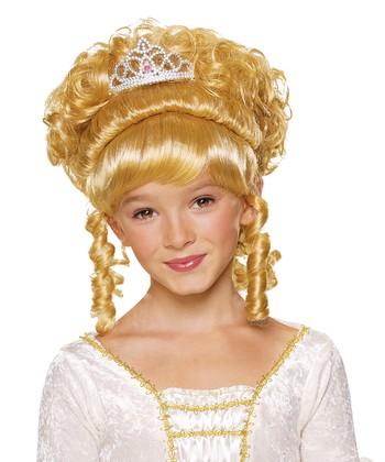 Rubie's Blonde Charming Princess Wig