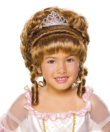Rubie's Brunette Charming Princess Wig