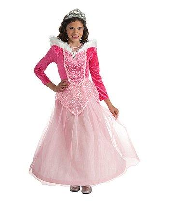 Rubie's Regal Rose Princess Dress-Up Set - Girls