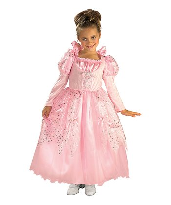Rubie's Pink Fairy Tale Princess Dress - Girls