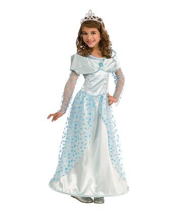 Rubie's Blue Star Princess Dress-Up Set - Girls