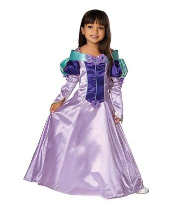 Rubie's Purple Regal Princess Dress - Girls