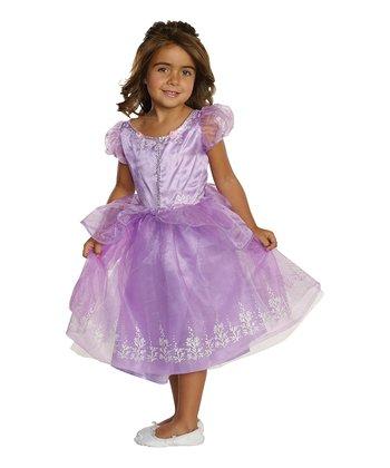 Rubie's Lavender Princess Dress - Toddler & Girls