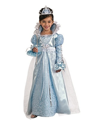 Rubie's Blue Princess Dress-Up Set - Girls