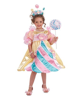 Rubie's Deluxe Candy Princess Dress-Up Set - Toddler & Girls