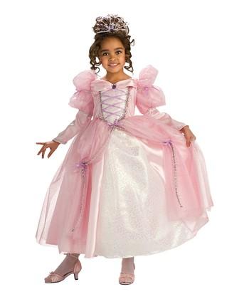 Rubie's Pink Stardust Princess Dress-Up Set - Girls