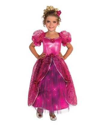Rubie's Pretty in Pink Princess Dress-Up Set - Girls