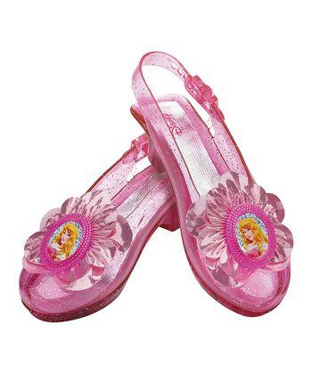 Pink Aurora Sparkle Shoe