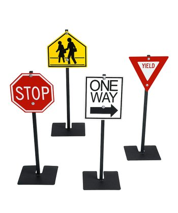 Yield Sign Set