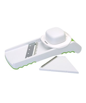 White & Green Multi-Slicer