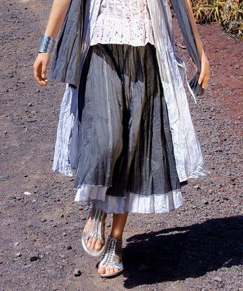 Dark Gray Skirt