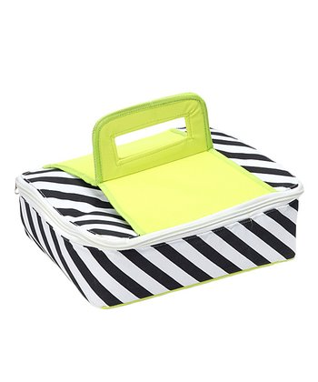 Green Square Insulated Food Carrier