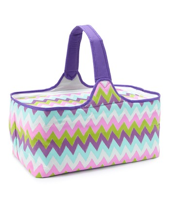 Zigzag Insulated Picnic Basket
