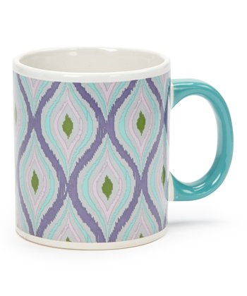 Teal & Purple 20-Oz. Mug
