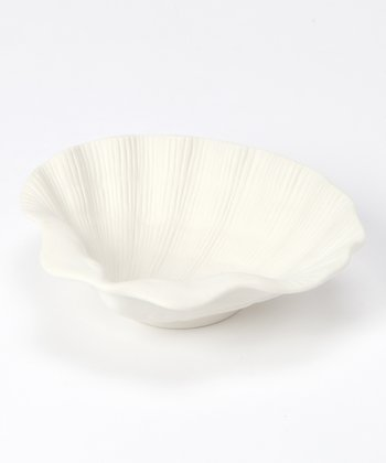 Open Porcelain Shell