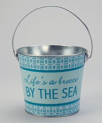 Blue 'The Sea' Small Bucket