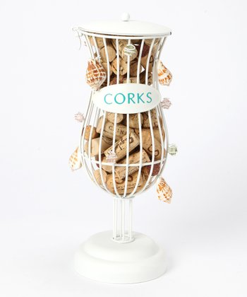 13.5'' Shell Cork Holder