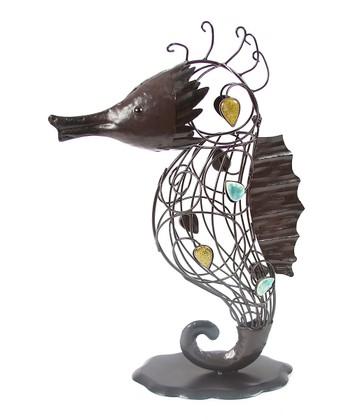 Seahorse Cork Holder