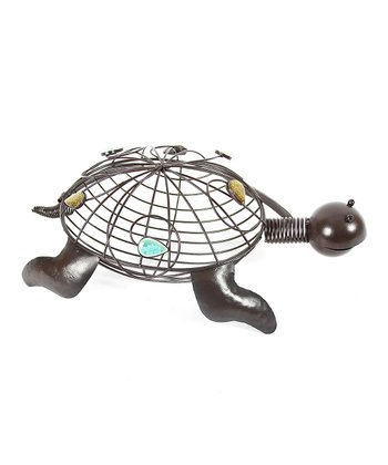 Turtle Cork Holder