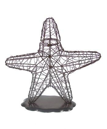 Sea Star Cork Holder