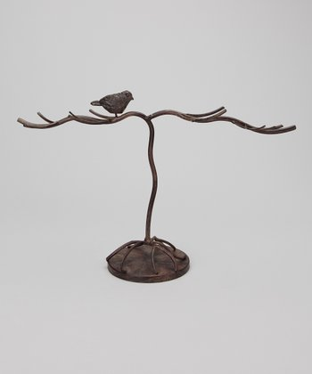 Bird Branch Jewelry Holder
