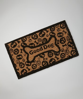 'Good Dog' Doormat