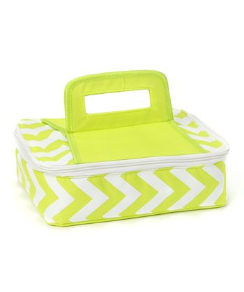 Green Tropez Square Insulated Food Carrier