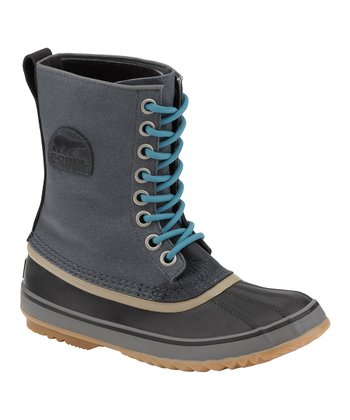 Mystery 1964 Premium Canvas Boot - Women