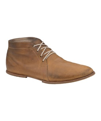 Elk Balmoral Halfcab Leather Shoe - Men