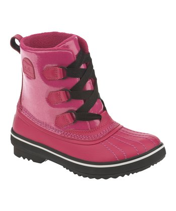 Bright Rose Tivoli Rain Boot