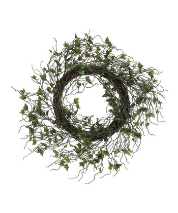 18'' Ivy Leaf Wreath