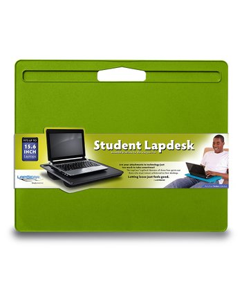Green Student Lap Desk