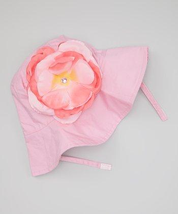 Light Pink & Pink Bella Sunhat