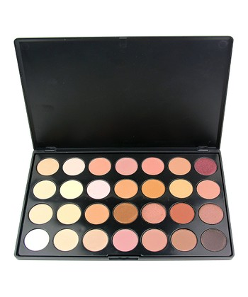 28 Color Neutral Eyeshadow Palette