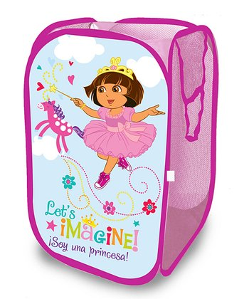 Dora Collapsible Hamper