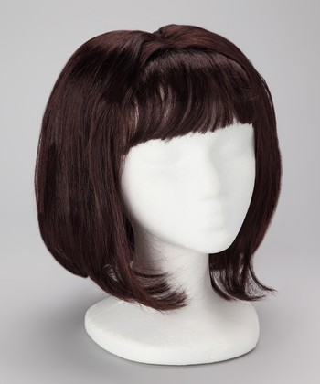 Brown Dora the Explorer Wig