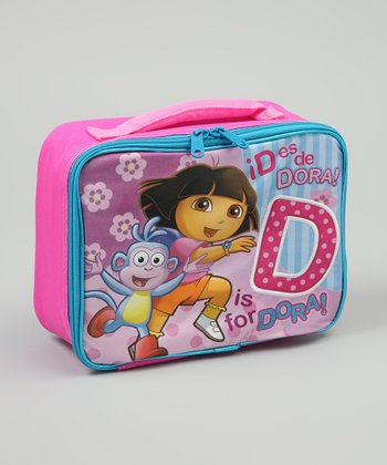 Dora 'D is for Dora' Lunch Bag