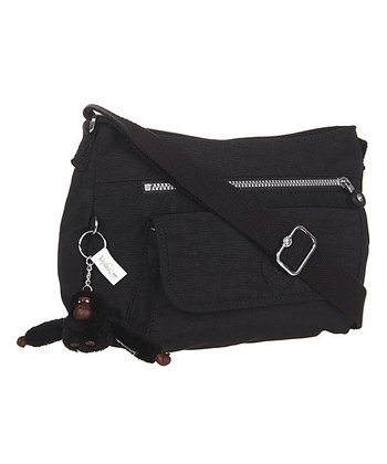 Black Syro Shoulder Bag
