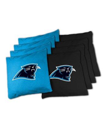 Carolina Panthers Beanbag Set