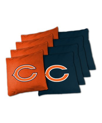 Chicago Bears Beanbag Set