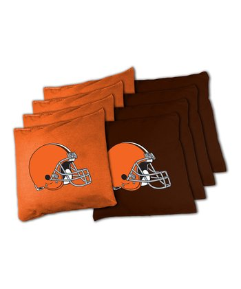 Cleveland Browns Beanbag Set