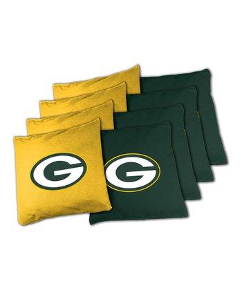 Green Bay Packers Beanbag Set