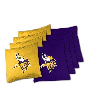 Minnesota Vikings Beanbag Set