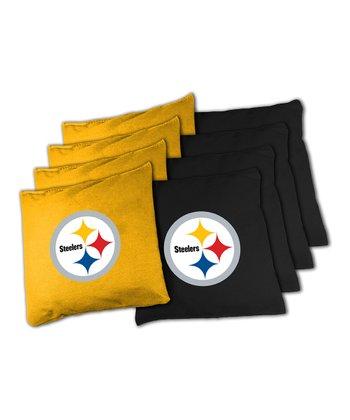 Pittsburgh Steelers Beanbag Set