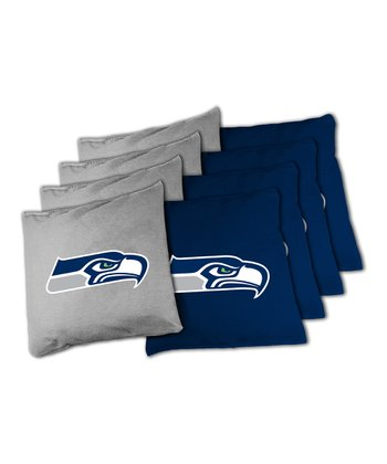 Seattle Seahawks Beanbag Set
