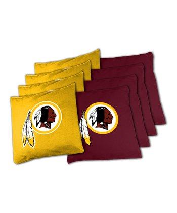 Washington Redskins Beanbag Set