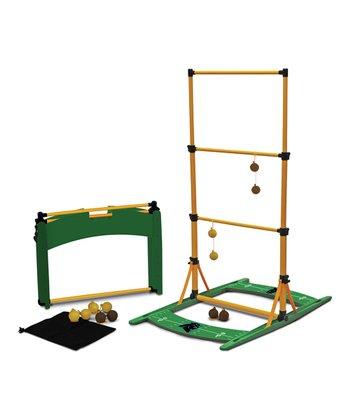 Carolina Panthers Ladderball Toss Game Set