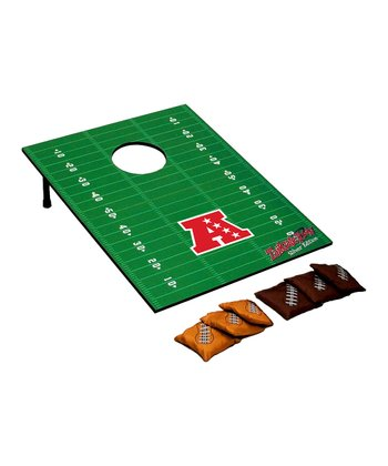 AFC Silver Tailgate Toss Set