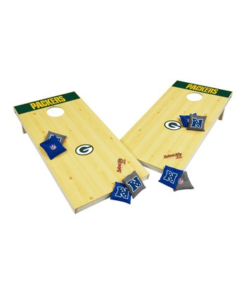 Green Bay Packers Premium Tailgate Toss Set