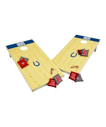 Indianapolis Colts Premium Tailgate Toss Set